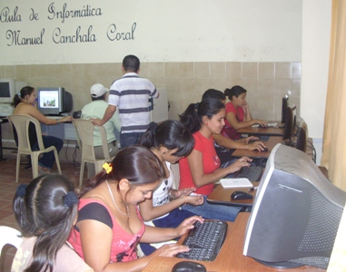 Alfabetización Digital Potrerillo